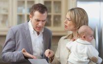 Как составить и подать заявление на алименты в браке